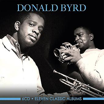 Donald Byrd - Eleven Classic Albums CD
