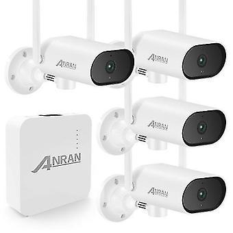 Vezeték nélküli biztonsági kamerarendszer