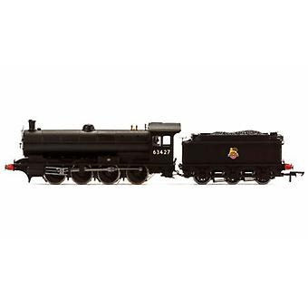 Hornby R3542 BR 0-8-0 63427 Raven Q6 Class, Early BR DCC Ready