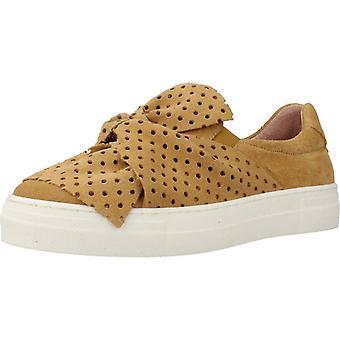 Gele schoenen casual zoete kleur Alvero