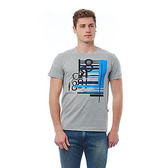Camiseta gris Cerruti 1881 hombres