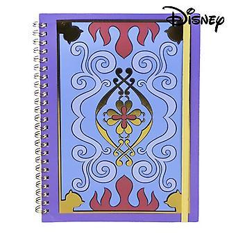 Book of Rings Aladdin Disney