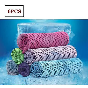 Cooling Towel Microfibre Sports Towel For Fitness, Travel, Yoga