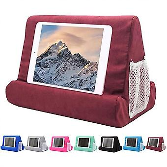 Soft Pillow Tablet Pillow Stand For Ipad Stand Multi-angle Tablet Phone Holder Lap Stand Mobile Phone Holder