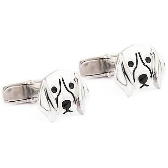 Jack & co pets - beagle cufflinks juc0011