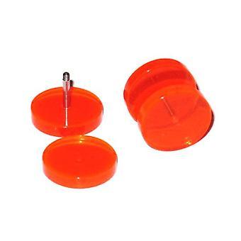 Fake Plugg - Orange Transparent
