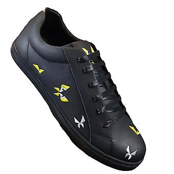 New Low-gang Men's Shoes Small Monster Leather Board Shoes Casual Shoes