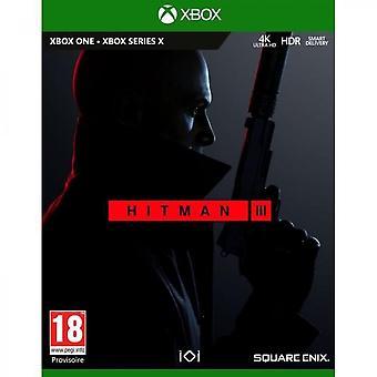 Hitman 3 Xbox One och Xbox Series X Spel