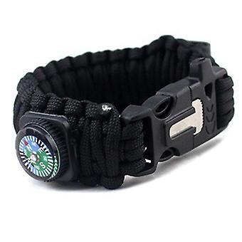 Survival armband met 5 kenmerken