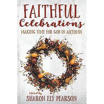 Célébrations fidèles prenant du temps pour Dieu en automne