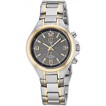 ONE (Eco Tech Time) Gold Stainless Steel ELS-11178-51M Women's Watch