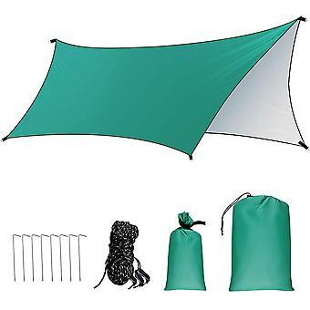 Bâche de tente imperméable avec corde