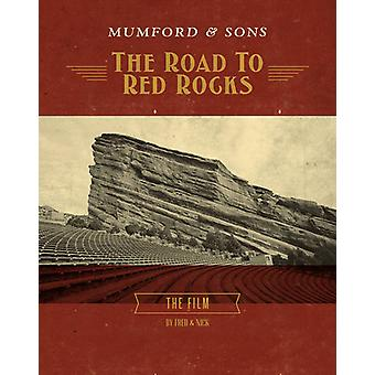 Mumford & Sons - Road to Red Rocks [BLU-RAY] USA import