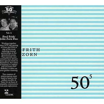 John Zorn - John Zorn: Vol. 5-50th Birthday Celebration [CD] USA import
