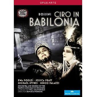 G. Rossini - importation USA Ciro Di Babilonia [DVD]