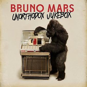 Bruno Mars - Unorthodox Jukebox (sauberen) [CD] USA import