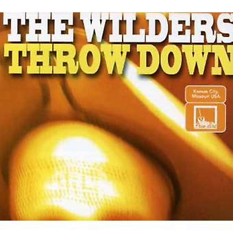 Wilders - Throw Down [CD] USA import