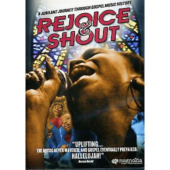 Rejoice & Shout [DVD] USA import