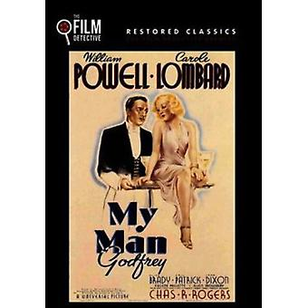 My Man Godfrey [DVD] USA import