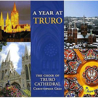 Kören i Truro domkyrkan domkyrka - ett år på Truro [CD] USA import