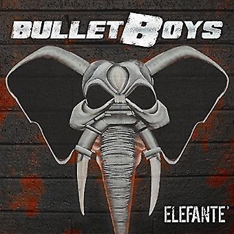 Bulletboys - Elefante [vinilo] USA importar