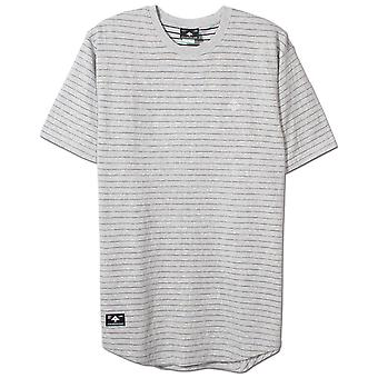 Lrg Roots Foundation Scoop T-shirt Navy