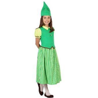 Pour enfants costumes fille filles Elf
