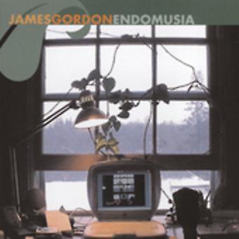 James Gorden - importation USA Endomusia [CD]