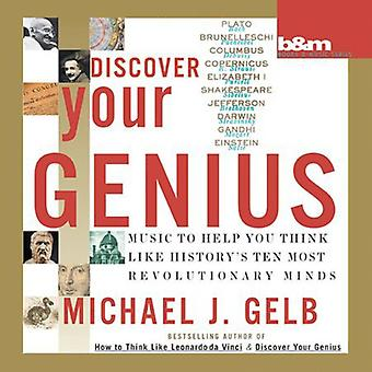 Michael J. Gelb - Discover Your Genius [CD] USA import