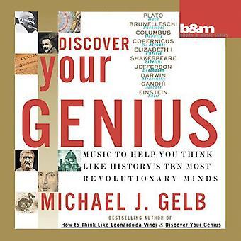 Michael J. Gelb - Discover Your Genius [CD] USA import