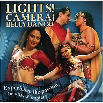 Lights Camera Bellydance-Experience Passion - Lights Camera Bellydance-Experience Passion [CD] USA import