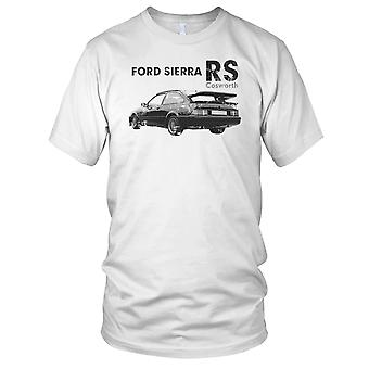 Ford Sierra RS Cosworth Classic Car Mens T Shirt