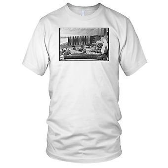 Surfere slappe - Surfing Surf Beach Mens T-skjorte