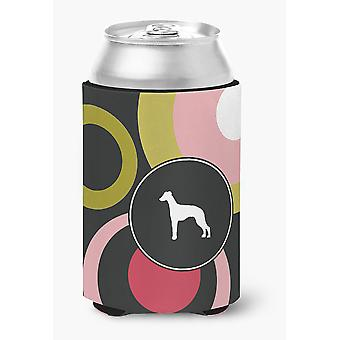 Carolines Treasures  KJ1072CC Whippet Can or Bottle Beverage Insulator Hugger