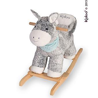 KalOO Les Amis - a dondolo Donkey 'Regliss'
