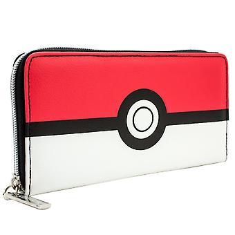 Pokemon, Pokeball & Design munt & kaart Clutch portemonnee