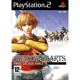 Shadow Hearts From the New World (PS2) - Usine scellée