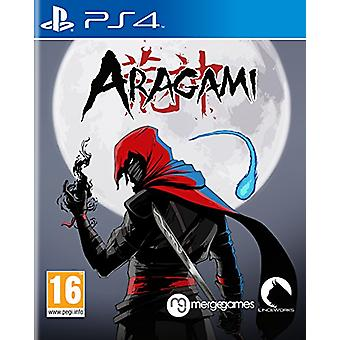 Aragami (PS4)-nieuw
