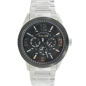 Police montre montre-bracelet en acier inoxydable analogiques PL. 13894JSSB / 02 M
