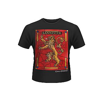 GAME OF THRONES - maison LANNISTER - T-Shirt hommes [S]