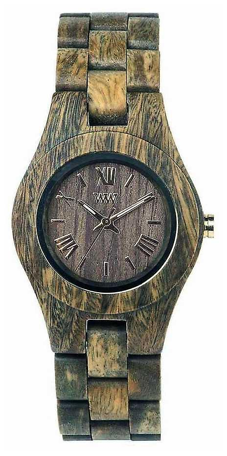 WeWood Womens Criss Army Wooden Strap 70210100 Watch