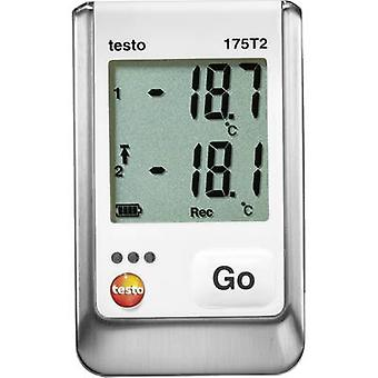 testo 175 T2 Temperature data logger Unit of measurement Temperature -40 up to +120 °C