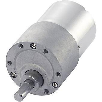 Gear motor 12 V Modelcraft RB350100-0A101R 1:100