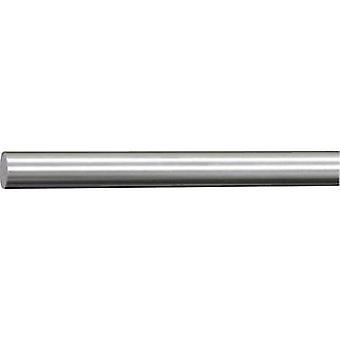 رمح الصلب الفضة ريلي (Ø س لام) 6 مم × 500 مم