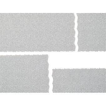 Auhagen 42576 H0, TT גיליונות פלסטיק אפור (L x W) 200 mm x 105 מ