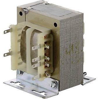 elma TT IZ 75 Isolatietransformator 1 x 230 V 2 x 115 V AC 240 VA 1.05 A