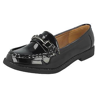 Spot de las señoras zapatos mocasín