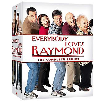 Everybody Loves Raymond: The Complete Series DVD Box Set