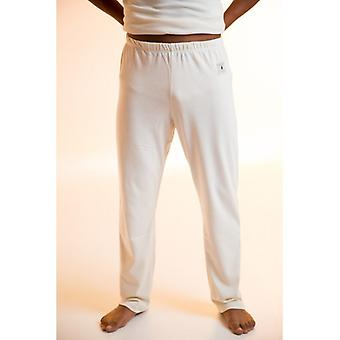 Body4real Organic Clothing 100% Certified Cotton Men's Long Pyjamas Large