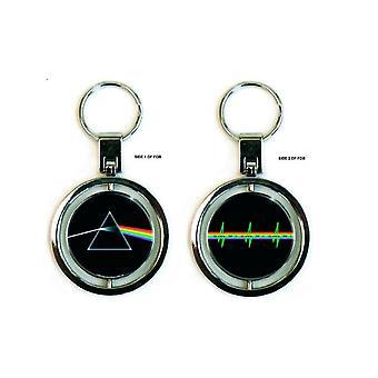 Pink Floyd avaimenperä avaimenperä pimeä puoli kuun uusi virallinen spin